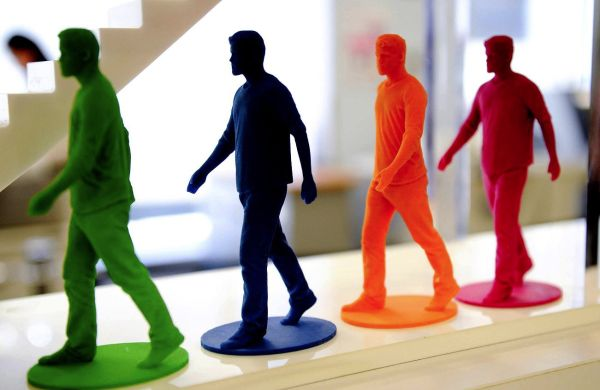 People_3D_Printed